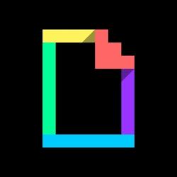 لوگو GIPHY: The GIF Search Engine