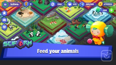 تصاویر SciFarm - Space Zoo & Farming