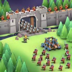 لوگو Game of Warriors