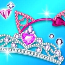 لوگو Princess tiara maker