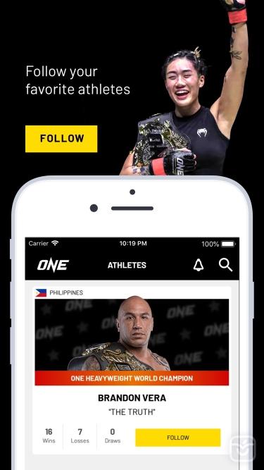 تصاویر ONE Championship