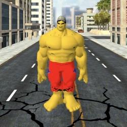لوگو Amazing super monster