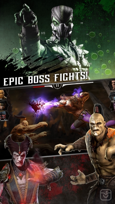 تصاویر Mortal Kombat