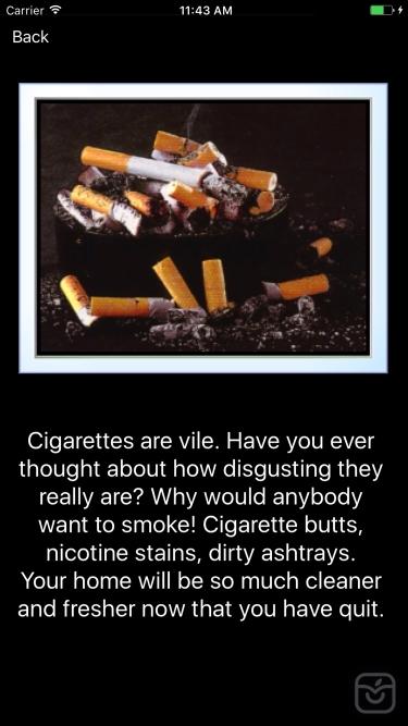تصاویر Quit Smoking - My Last Cigarette