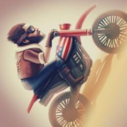 لوگو Bike Baron