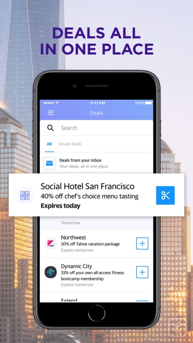 تصاویر Yahoo Mail - Organized Email |یاهو ایمیل