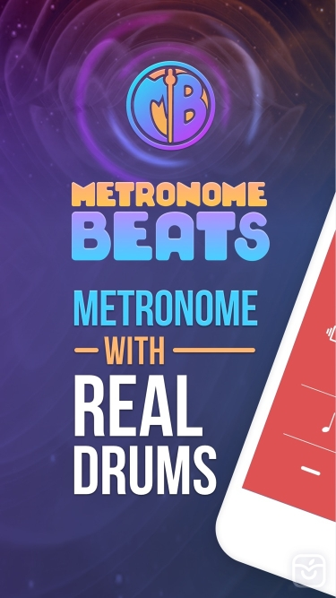 تصاویر Metronome BEATS: Tap Tempo Bpm
