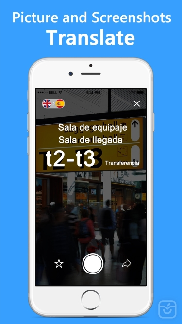 تصاویر Translate - Speak Translator