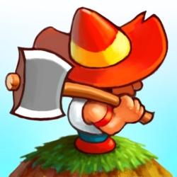 لوگو The Busy Lumberjack