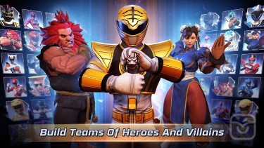 تصاویر Power Rangers: Legacy Wars