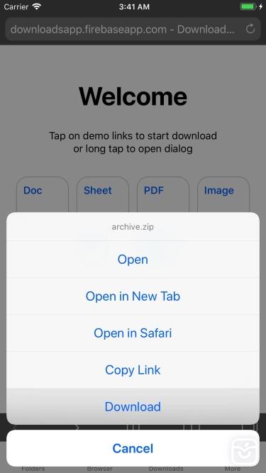 تصاویر Browser and Documents Plus