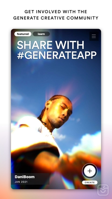 تصاویر Generate:Video Photo Effects