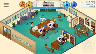 تصاویر Game Dev Tycoon
