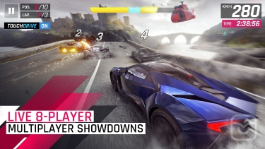 تصاویر Asphalt 9: Legends
