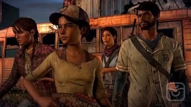 تصاویر The Walking Dead: A New Frontier