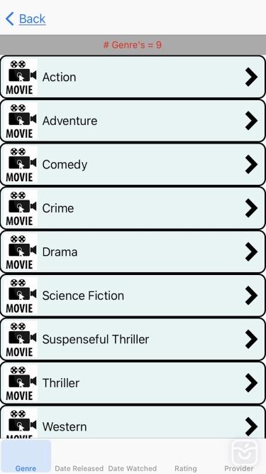 تصاویر Movies I Have Watched