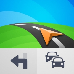 لوگو Sygic GPS Navigation & Maps