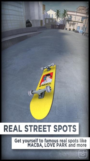 تصاویر True Skate