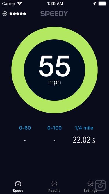 تصاویر Speedy - Speedometer