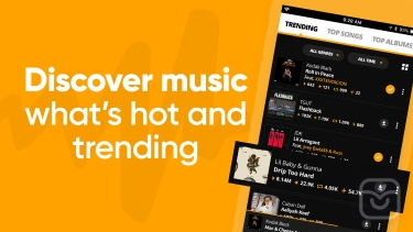 تصاویر Audiomack-New Music, Save Data ++