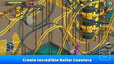 تصاویر RollerCoaster Tycoon® Classic