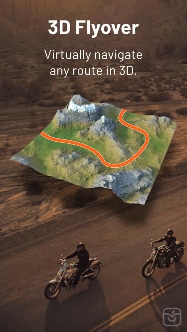 تصاویر REVER: Discover, Map, Navigate