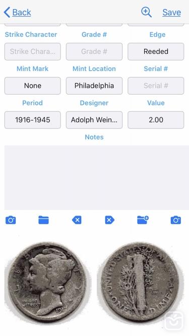 تصاویر My Valuable Coin Collection