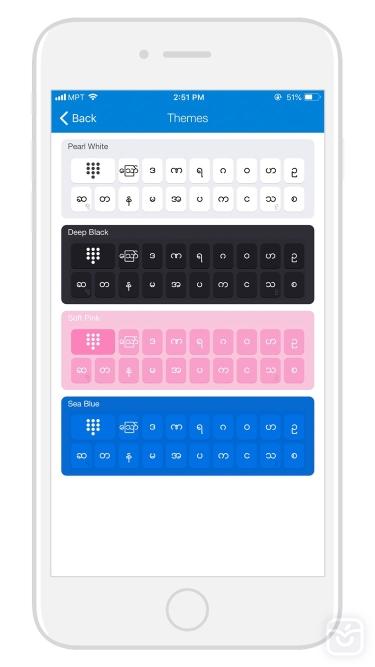 تصاویر Bagan Keyboard