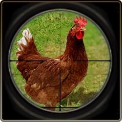 لوگو Chicken Hunt Sniper shooting