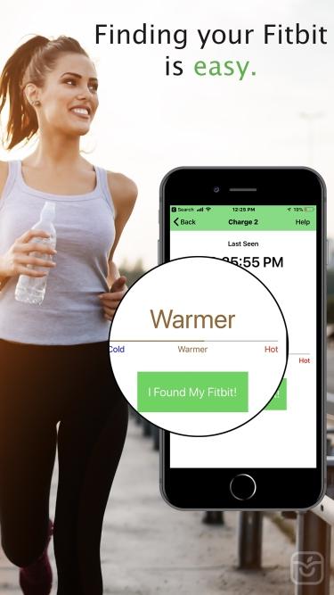 تصاویر Find My Fitbit - Fast Finder