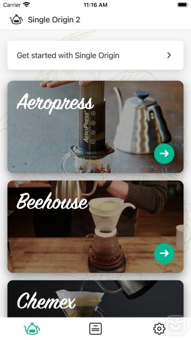 تصاویر Single Origin 2 - Coffee Timer