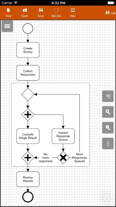 تصاویر Flowdia Diagrams