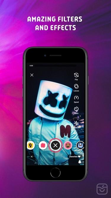 تصاویر Triller: Social Video Platform