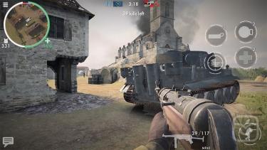 تصاویر World War Heroes: WW2 FPS PVP