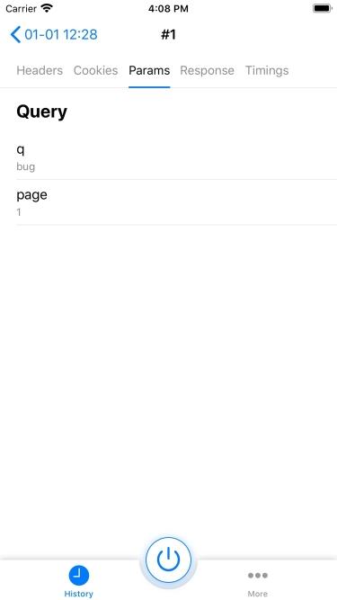 تصاویر HTTP Catcher