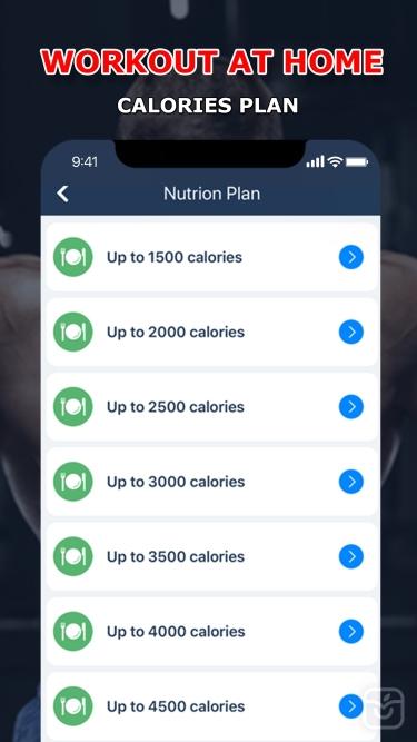 تصاویر Home Workout & Diet Plan