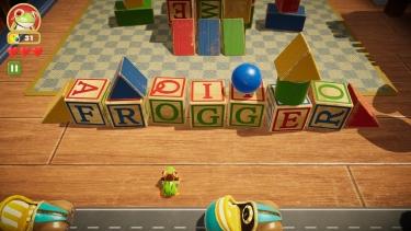 تصاویر Frogger in Toy Town
