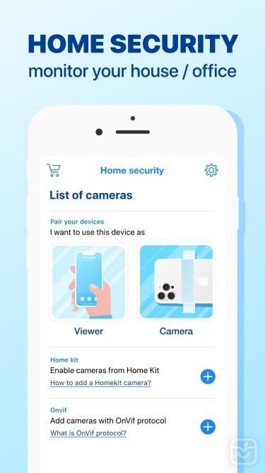 تصاویر HOME Security Camera & Monitor