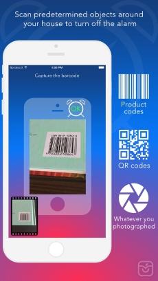 FreakyAlarm — Games & Barcodes