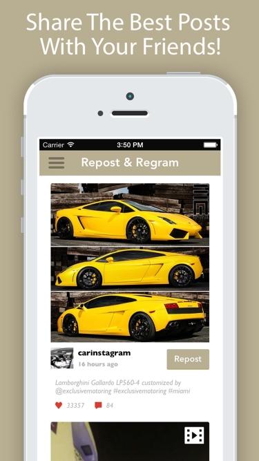 تصاویر Repost for Instagram'
