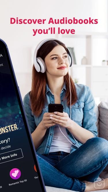 تصاویر Pocket FM Audiobooks & Podcast | پادکست