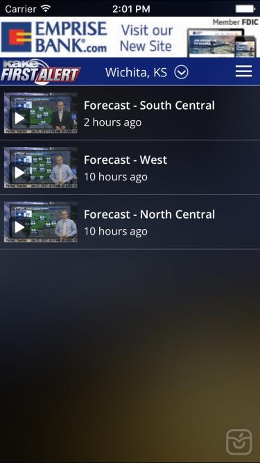 تصاویر KAKE First Alert Weather