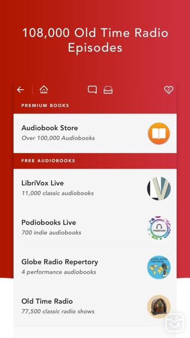 تصاویر Audiobooks HQ +