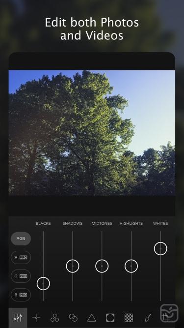 تصاویر Ultralight - Photo Editor