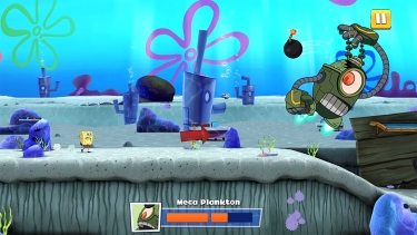 تصاویر SpongeBob: Patty Pursuit