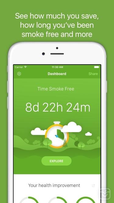 تصاویر Smoke Free - Quit Smoking Now