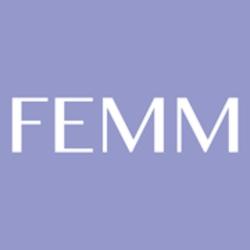 لوگو FEMM Period Ovulation Tracker