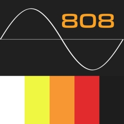 لوگو LE01 | Bass 808 Synth + AUv3