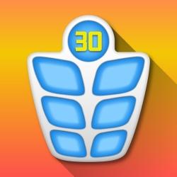 لوگو Six Pack in 30 Days| سیکس پک در 30روز