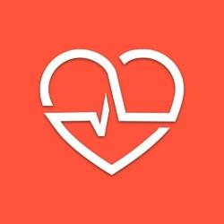 لوگو Cardiogram: Heart Rate Monitor